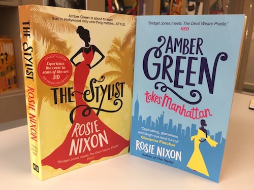Amber Green by HELLO! Editor-In-Chief, Rosie Nixon - KV book review and author interview