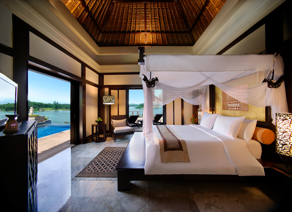 Banyan Tree resort, Bintan