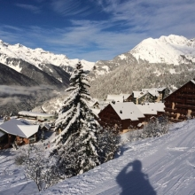 Penthouse Ski Chalet for rent